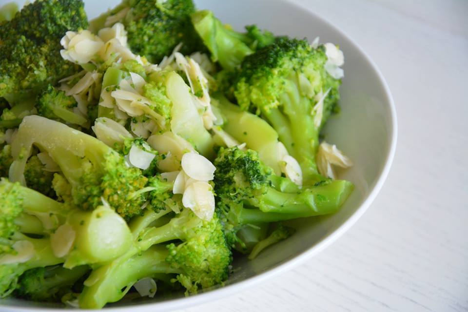 how to cook broccoli with butter